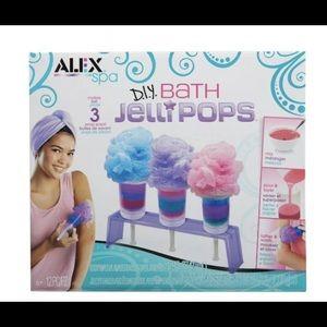 New - ALEX Toys ALEX Spa - DIY Bath Jelli Pops